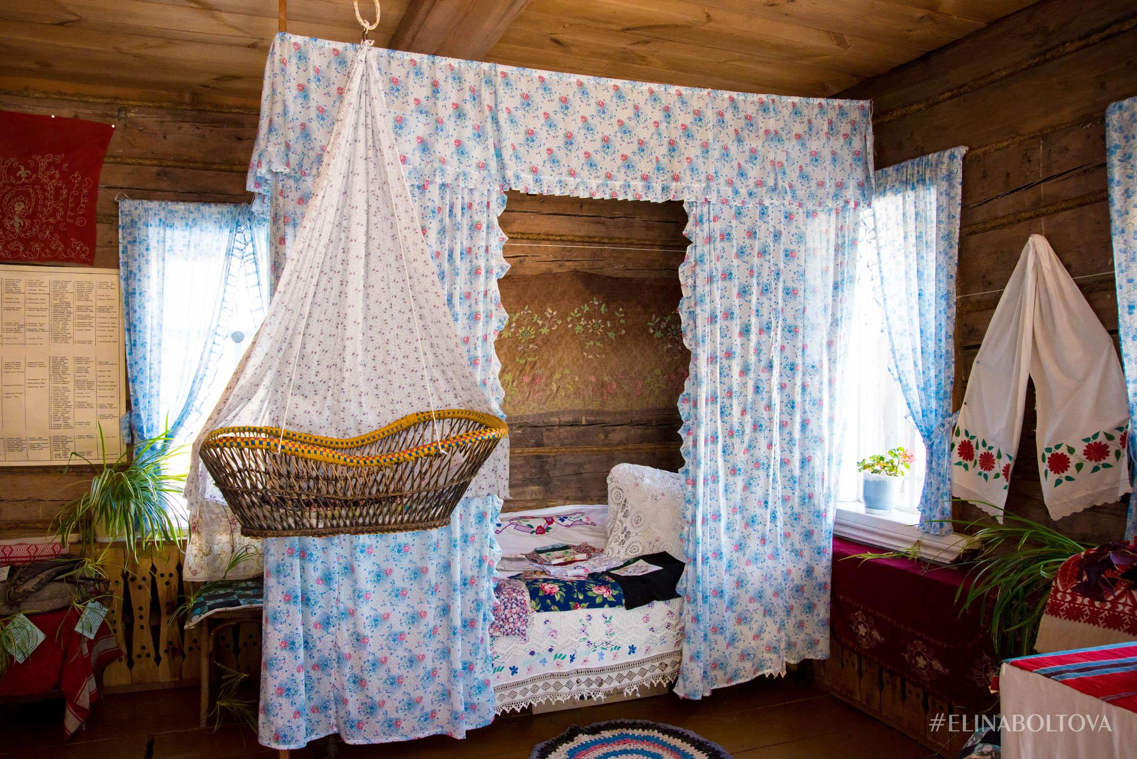 Интерьер татарского дома