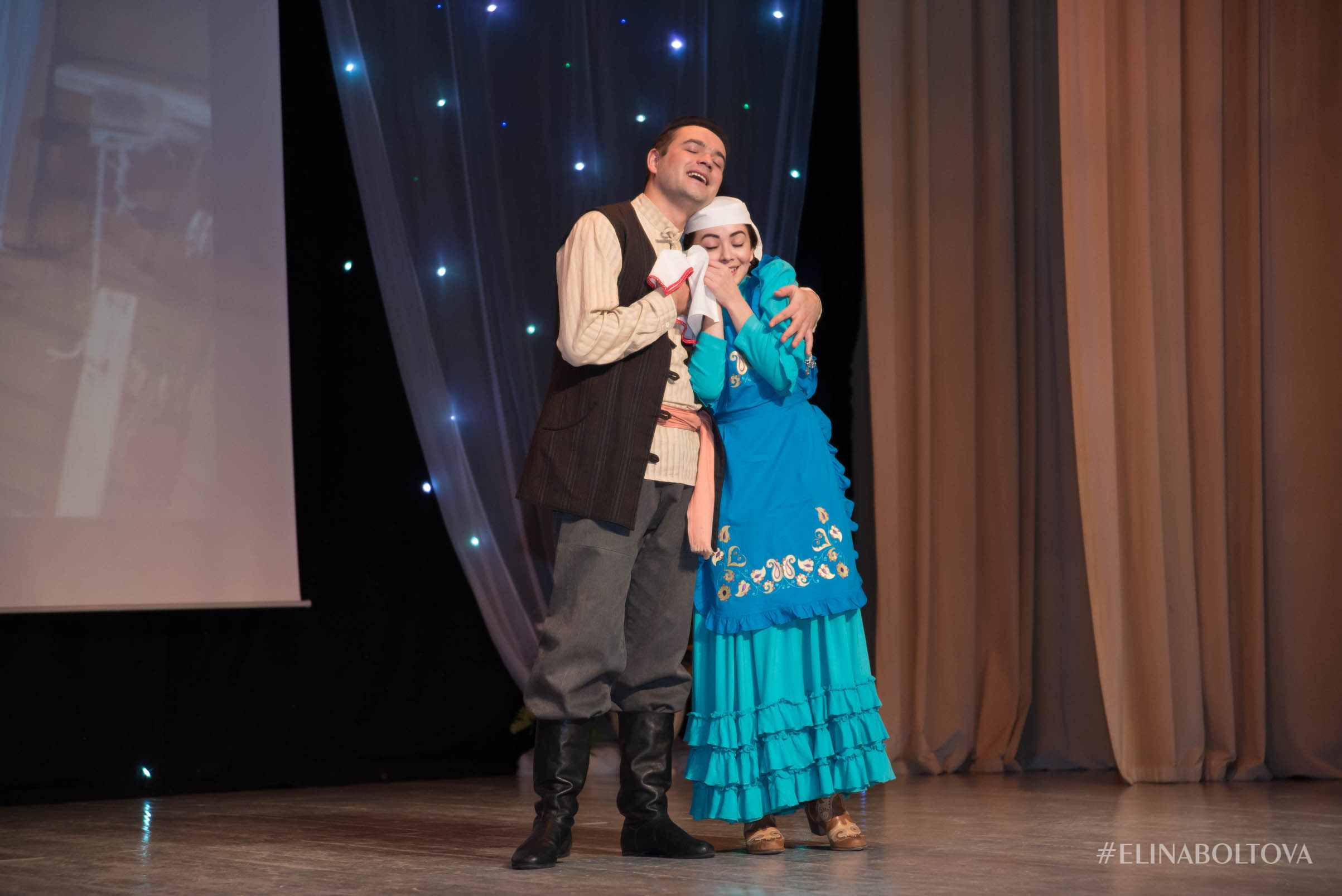 Галиябану театр Камала